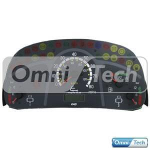 dashboard_equipment_0012_Plaxton Dash Panel Primo - Enterprise Chassis KMGV3802397104.