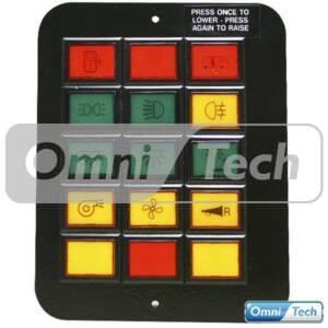 dashboard_equipment_0019_Optare Actia Rectangular Switch WL 34R0501 Early Type.