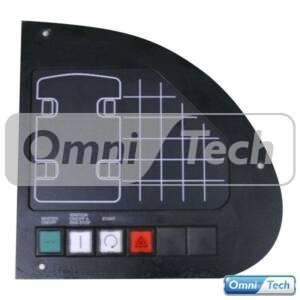 dashboard_equipment_0021_OTACQSWM1 - Optare Actia Quarter Circle Switch WL 28100045 TOUCH .